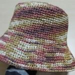 春夏麦わら帽子を編む方法、簡単に編める?どれくらいかかる?