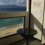 ベストウェスタン沖縄幸喜ビーチ、部屋からの眺めは?ビーチはある?