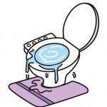 トイレがつまった!!直すのにいくらかかる?自分で直せるの?